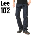 Lee リー AMERICAN STANDRD 102ブーツカットデニムジーンズ ワンウォッシュ(00)