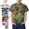 ROTHCO ロスコ BASIC CAMO トレーニング用Tシャツ11色
