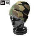 NEW ERA �˥塼���� BASIC CUFF �˥åȥ���å� WOODLAND CAMO��BLACK FLAG��11166141��