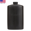 Hayes社製 米軍納入1Pint Pilot Flask BLACK