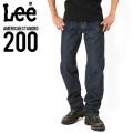 Lee リー AMERICAN STANDRD 200フルカットデニムジーンズ ワンウォッシュ(00)
