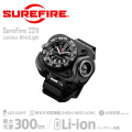 �ڥ����ڡ����оݳ���SUREFIRE ���奢�ե����� 2211 Luminox WristLight LED�ꥹ�ȥ饤��+�����å���2211-B-BK-LMX��