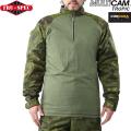 ★クーポン対象外★TRU-SPEC トゥルースペック 1/4 ZIP COMBAT シャツ  MultiCam Tropic