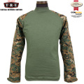 ★クーポン対象外★TRU-SPEC トゥルースペック Tactical Response Combat シャツ ウッドランドデジタル