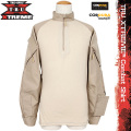 ★キャンペーン対象外★TRU-SPEC トゥルースペック TRU XTREME Combatシャツ Khaki