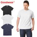 Goodwear グッドウェア 2W7-2500 S/S 四角ポケット Tシャツ