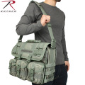 ROTHCO �?�� M.O.L.L.E. TACTICAL��LAPTOP/BRIEFCASE FOLIAGE GREEN