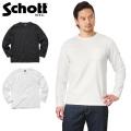 Schott ショット 3173010 HEAVY WEIGHT ポケット Tシャツ