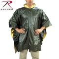 ROTHCO ロスコ リバーシブル PVC ポンチョ OD/Yellow 【3634】