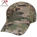 ☆創業祭☆20%OFF☆ROTHCO ロスコ 4363 OPERATOR TACTICAL キャップ MultiCam With US Flag