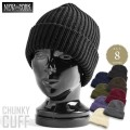 New York Hat �˥塼�衼���ϥå� CHUNKY CUFF 4648 �˥åȥ���å� 8��