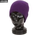 New York Hat �˥塼�衼���ϥå� 4740 BRUSHED BEANIE �֥�å���� �ӡ��ˡ���PURPLE