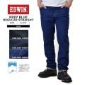 EDWIN エドウィン 503ST KEEP BLUE ストレートデニム3色