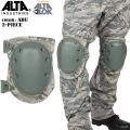 ALTA アルタ FLEX タクティカルニーパッド AltaLok ABU【50413.17】