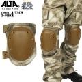 ALTA アルタ FLEX タクティカルニーパッド AltaLok A-TACS【50413.18】