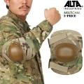 ALTA アルタ FLEX タクティカルエルボーパッド Crye-MultiCAM【53010.16】