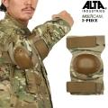 ALTA アルタ COTOUR エルボーパッド Crye-MultiCAM【53112.16】