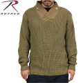 ROTHCO ロスコ 米軍WWIIメカニックセーター カーキ