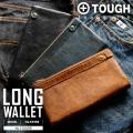 ※【キャンペーン対象外】TOUGH タフ 長財布 55568 Leather Wash(レザーウォッシュ) 3色☆ノベルティプレゼント☆