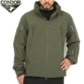CONDOR ����ɥ� 609 SUMMIT ZERO SOFT SHELL JACKET �����ƥ����� ���եȥ����른�㥱�å� OD