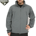 CONDOR ����ɥ� 609 SUMMIT ZERO SOFT SHELL JACKET �����ƥ����� ���եȥ����른�㥱�å� FOLIAGE