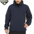 CONDOR ����ɥ� 609 SUMMIT ZERO SOFT SHELL JACKET �����ƥ����� ���եȥ����른�㥱�å� NAVY