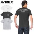 AVIREX アビレックス 6173348 S/S U.S.ARMY ステンシル ワッフル Tシャツ