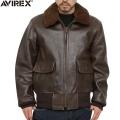 AVIREX ���ӥ�å��� 6181014 BASIC G-1�쥶���ե饤�ȥ��㥱�å�