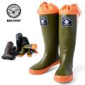 HOUSTON �ҥ塼���ȥ� 6516 RAIN BOOTS �쥤�� �֡��� 3��