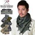ROTHCO ロスコ 8539 DELUXE SHEMAGH TACTICAL SKULLアフガンストール5色