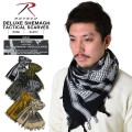 ROTHCO ロスコ 8737 DELUXE SHEMAGH TACTICAL CROSSED RIFLEアフガンストール6色