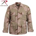 ROTHCO �?�� CAMO BDU ����ĥ��㥱�å� 8960 Tri-Color Desert Camo