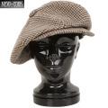 New York Hat ニューヨークハット 9079 Houndstooth ビッグアップル TAN