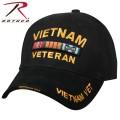 ROTHCO ロスコ Deluxe Low Profile Vietnam Veteran Insignia Cap 【9321】