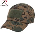 ☆創業祭☆20%OFF☆ROTHCO ロスコ OPERATOR TACTICALキャップ Woodland Digital Camo [93362]