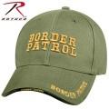 ROTHCO ロスコ Deluxe Border Patrol Low Profile Cap 【9368】