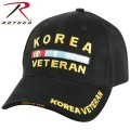 ROTHCO ロスコ Deluxe Korea Veteran Low Profile Insignia Cap 【9421】