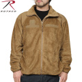 ROTHCO �?�� �Ʒ�ECWCS Gen3 POLAR �ե꡼�����㥱�å� COYOTE BROWN��9734�ۢ�