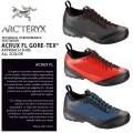 ����ʳȯ���������ݥ��оݳ���ARC'TERYX �������ƥꥯ�� ACRUX�ʥ�����å���) FL GORE-TEX ���ץ?�����塼��