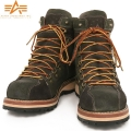 ALPHA アルファ AF1941 MOUNTAIN BOOTS マウンテンブーツ ARMY□