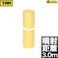 TMM ティエムエム 護身用催涙スプレー ポリスマグナム3/4oz リップスティック サークル ゴールド [噴射時間:約4秒] B-203
