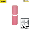 TMM ティエムエム 護身用催涙スプレー ポリスマグナム3/4oz リップスティック サークル パープル [噴射時間:約4秒] B-206