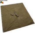 実物 新品 ベルギー軍 テントシート