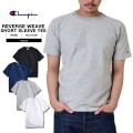 Champion チャンピオン C3-X301 REVERSE WEAVE Tシャツ4色