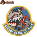 MIL-SPEC MONKEY���ߥ륹�ڥå���󥭡� �ѥå�(��åڥ�� Danger Close FullColor