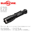 SUREFIRE ���奢�ե�����  E2D DEFENDER ULTRA Dual-Output LED�ե�å���饤�� ��E2DLU-A��