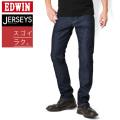 EDWIN エドウィン ER03 JERSEYS ジャージーズ ストレート インディゴブルー(100)