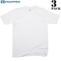 PROPPER プロッパー 3PACK T-SHIRTS WHITE
