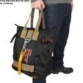 FLYING BODY PARACHUTE BAG SERIES 新品 FB-15 パラシュート トートバッグ ブラック