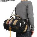FLYING BODY PARACHUTE BAG SERIES FB-154 パラシュート  ドラムバッグ ブラック